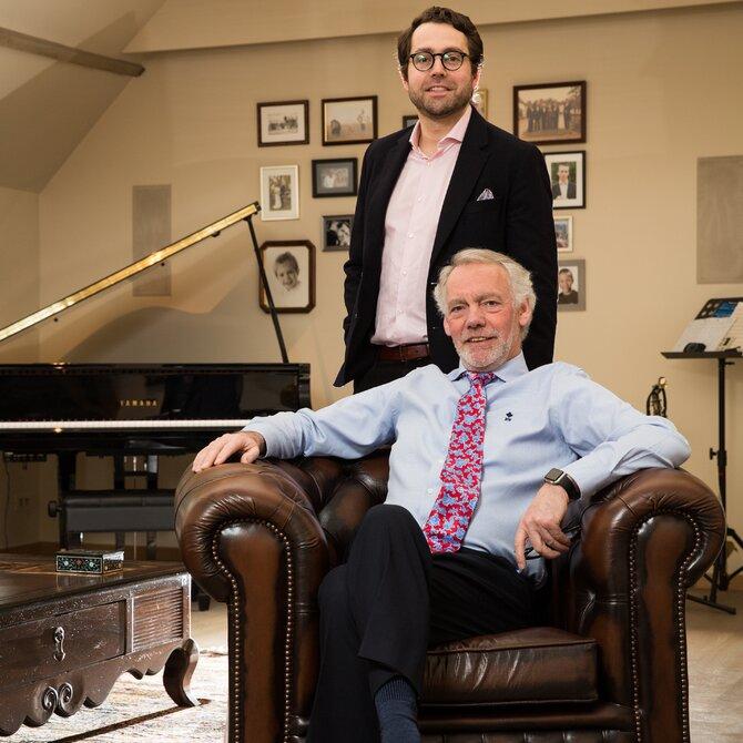 Dubbelinterview met vader en zoon Vermeulen